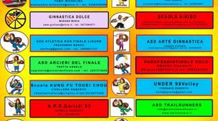 Polisportiva del Finale: Sono aperte le iscrizioni ai corsi della Stagione Sportiva 2019-2020