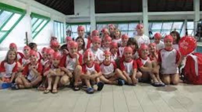 Prova gratuita di scuola nuoto all\' Amatori Nuoto Savona
