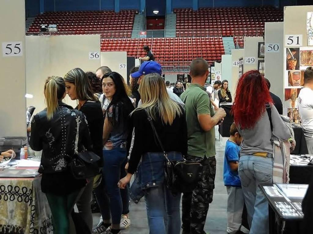 Contest di tatuaggi e di barbe, Miss Tattoo e street art: torna la Genova Tattoo Convention