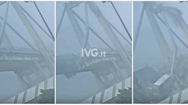 Ponte Morandi Marcianò indagato per diffamazione