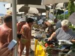 Coldiretti spiaggia Alassio
