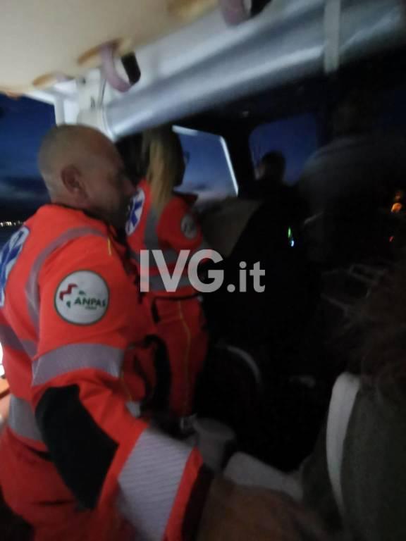 Emergenza a bordo di Costa Diadema