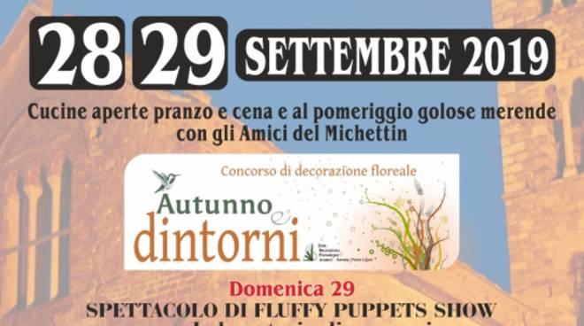 Festa d'Autunno San Giorgio d'Albenga 2019
