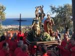 Festa Santi Cosma e Damiano Loano Santuario del Poggio