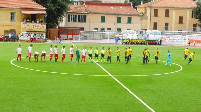 Finale vs Cairese