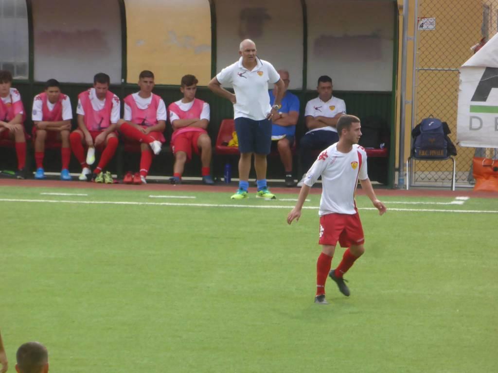 Finale vs Cairese