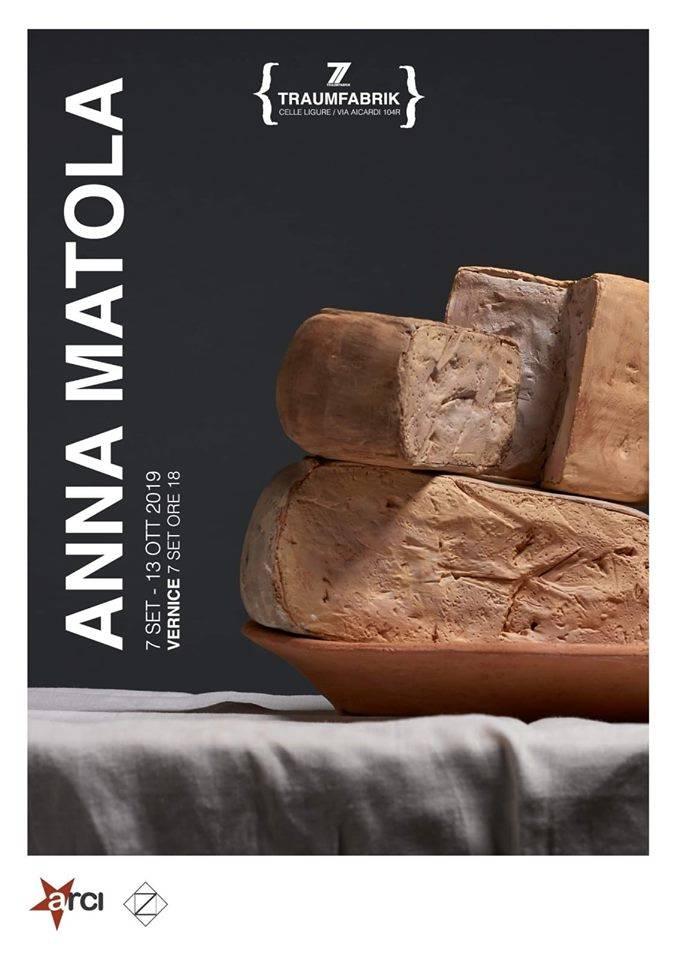 Mostra Anna Matola Celle Ligure 2019
