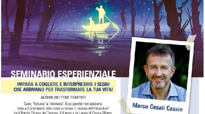 Seminario esperienziale Marco Cassin