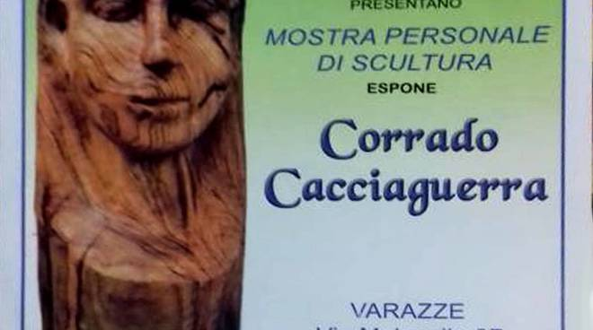Mostra Corrado Cacciaguerra Varazze