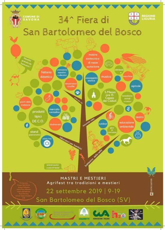 34esima Festa San Bartolomeo del bosco