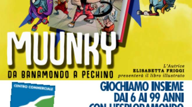 Esploramondo Gabbiano Savona 2019