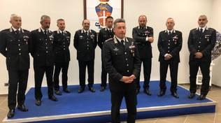Nuovo Comandante Provinciale Carabinieri Reginato