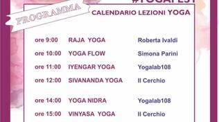 Yoga Fest Albisola Superiore 2019