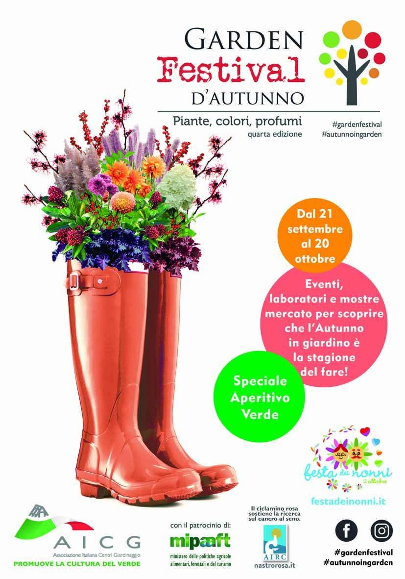 Garden Festival d'Autunno Borghetto 2019