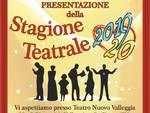 Stagione teatrale Valleggia 2019