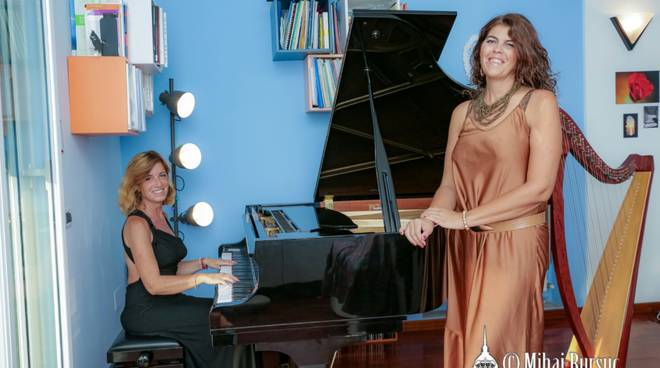 Duo Paola e Chantalle Andora 2019