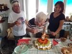 Giacomina centenaria Albenga