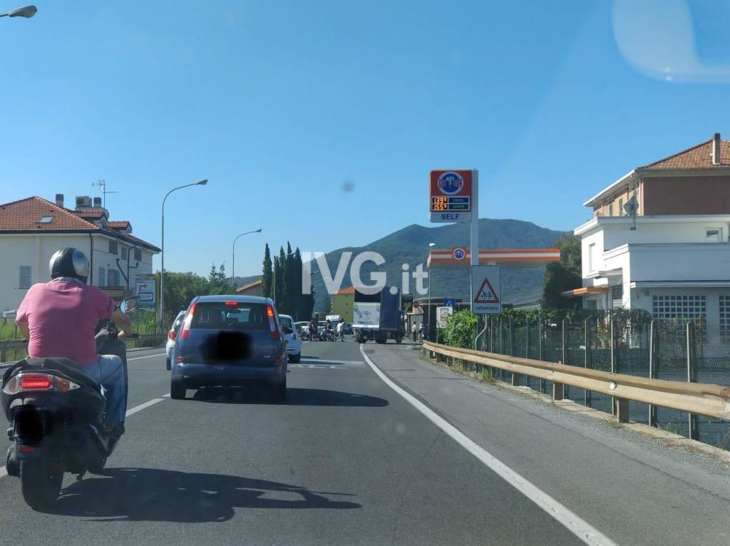 Incidente Albenga-Ceriale