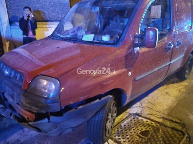 incidente moto via Fillak