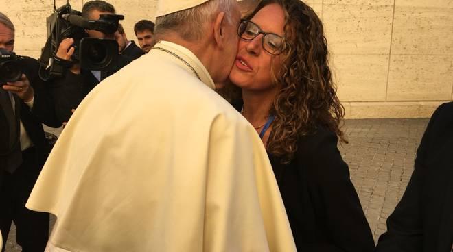 incontro regione papa francesco