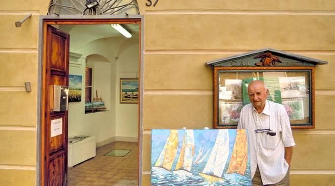 Angelino Vaghi pittore Varazze