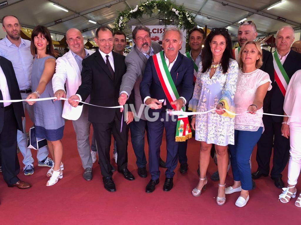 L'inaugurazione di Dolcissima Pietra 2019