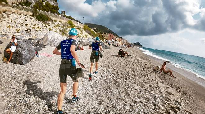 La EpicBlue Swimrun