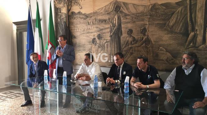 La presentazione del Patto per la sicurezza stradale della Valle Bormida