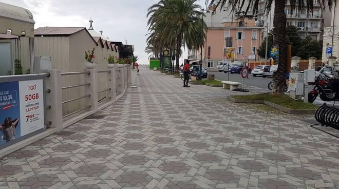 Passeggiata Albenga