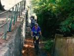Percorso ciclabile Valpolcevera