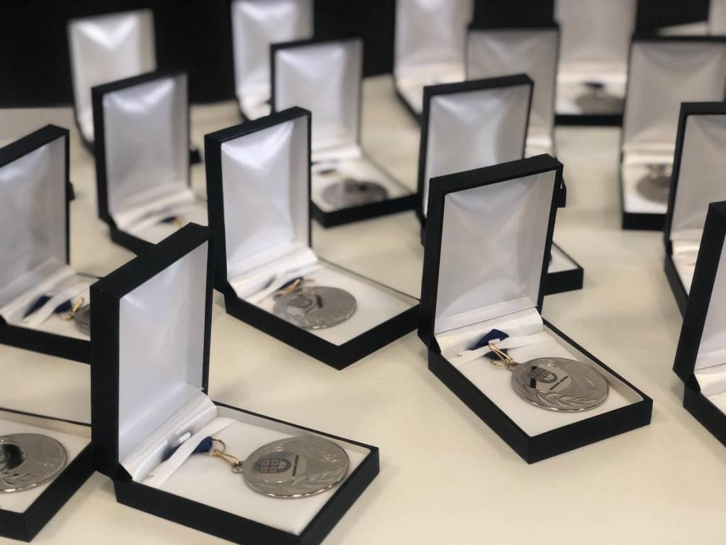 Premiazione sportivi Nuovo Toti