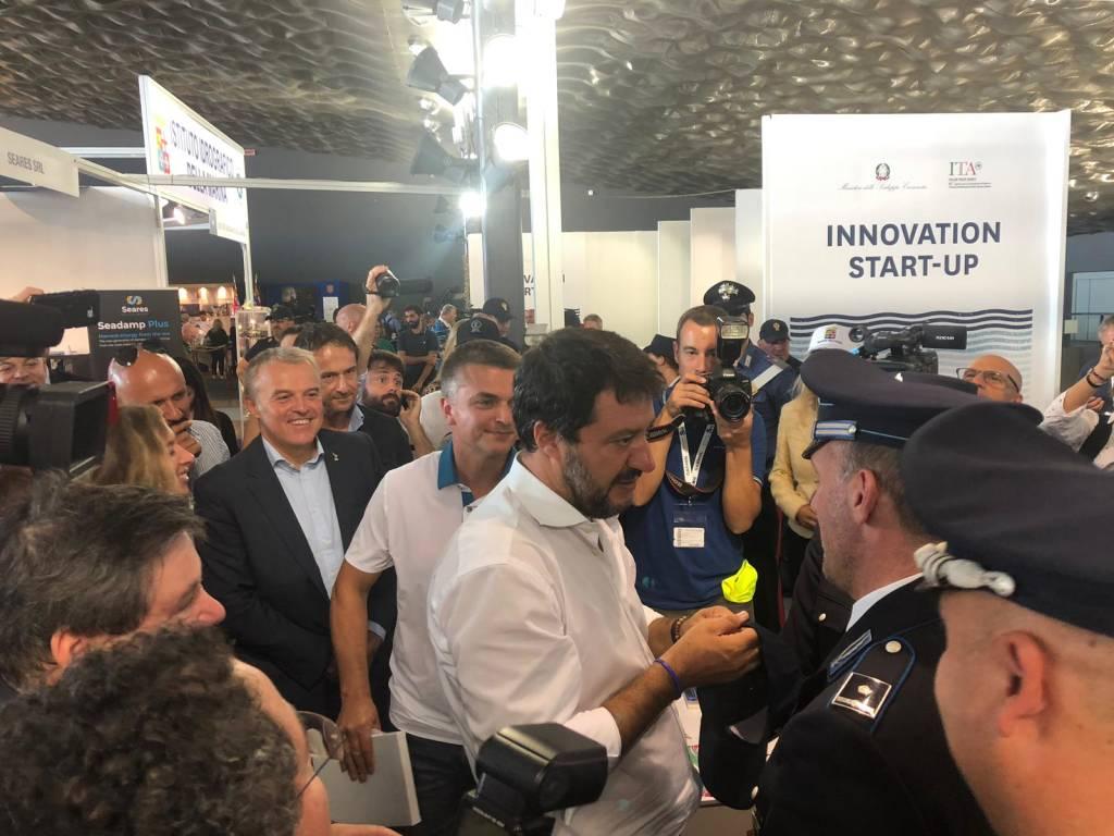 Salvini salone nautico