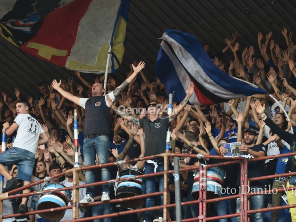 Sampdoria Kean Florenzi Eder Oristanio Costa Poco Riprendere A Sognare Genova 24