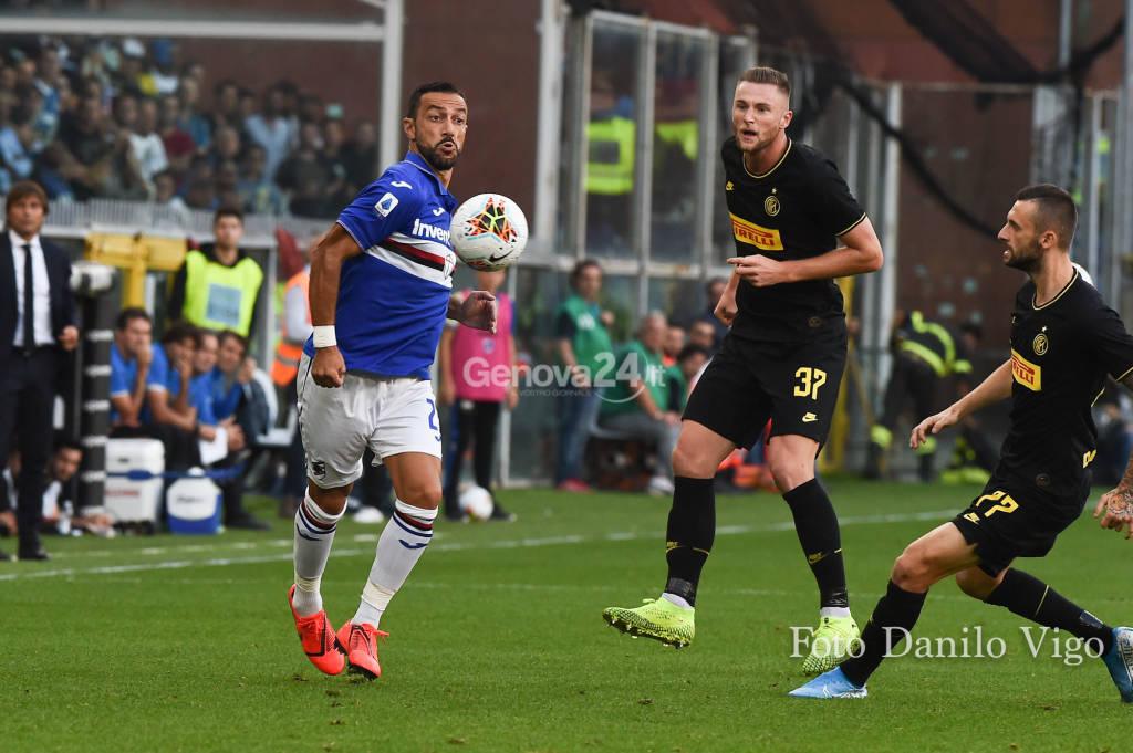 Sampdoria-Inter