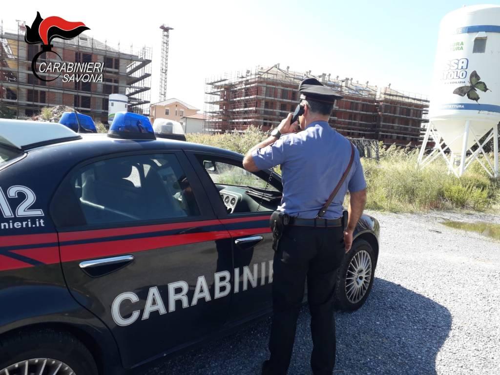 Strutture abbandonate e giardini di Albenga e Ceriale passati al setaccio