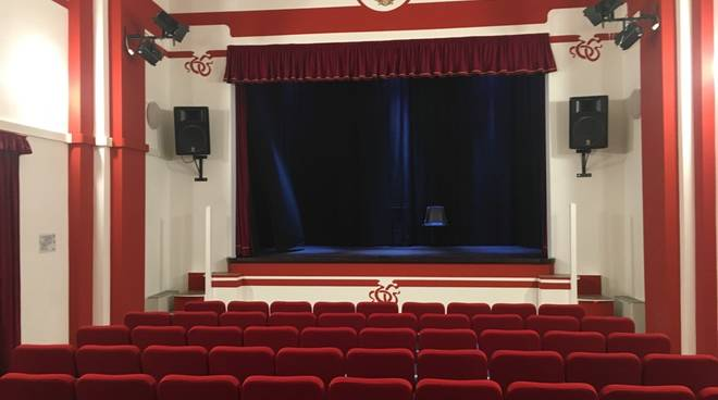 Teatro Santa Rosa Carcare