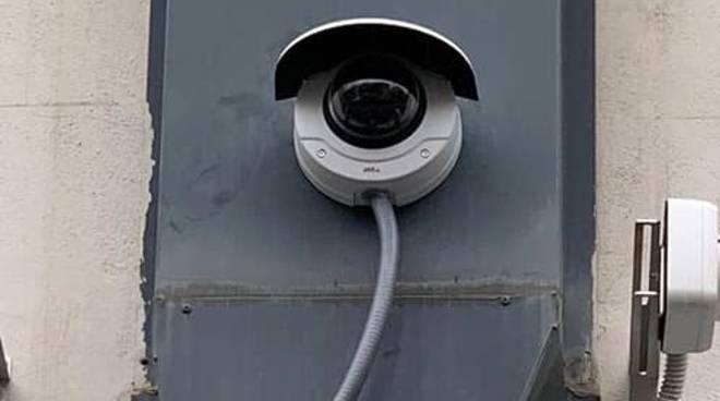 telecamere a molassana