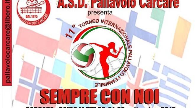 torneo internazionale di pallavolo femminile Sempre con noi