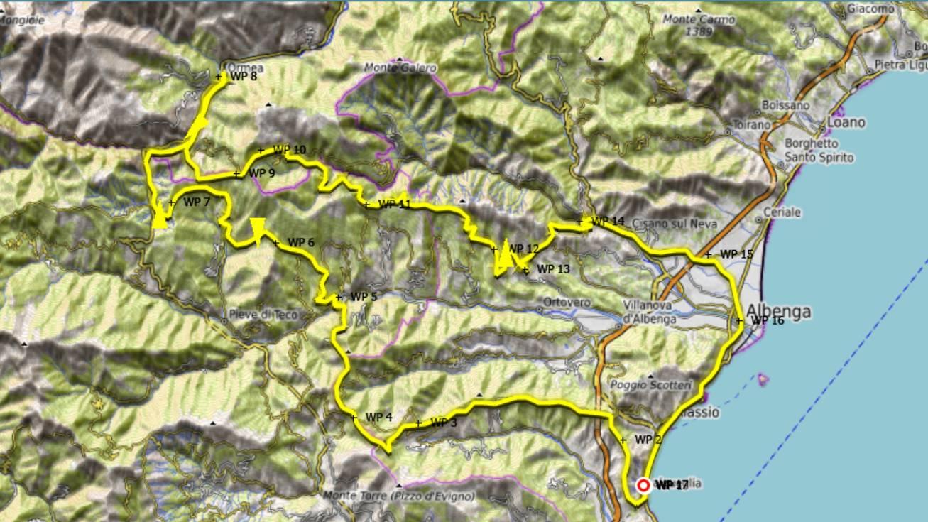 Albenga Tour Torri Saracene