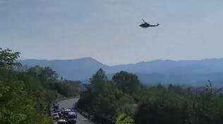 Incidente Elicottero Roccavignale
