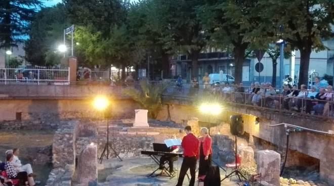 Albenga Concerto Tramonto