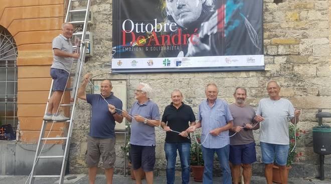 Fieui di Caruggi Ottobre De Andrè