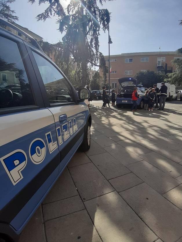 Polizia San Michele Arcangelo Savona