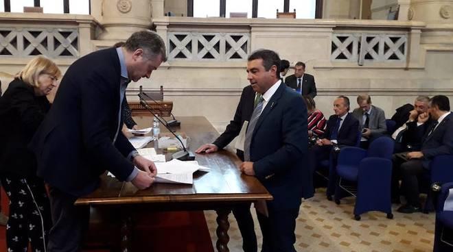 Legge elettorale Senarega Corte Cassazione