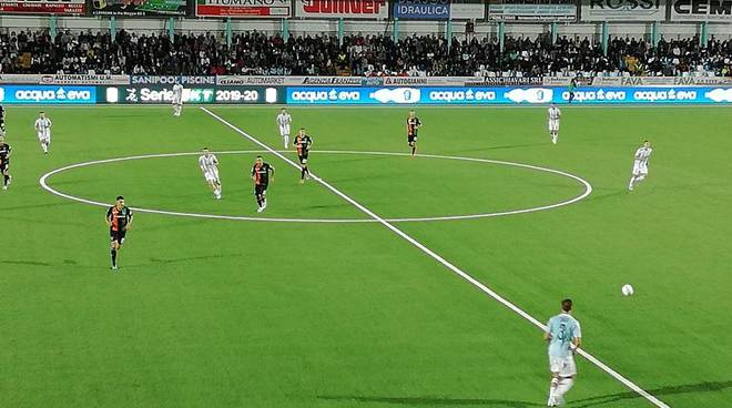 Virtus Entella vs Venezia