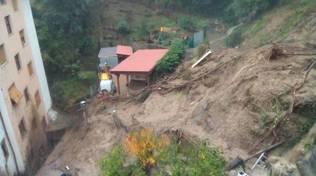 21 ottobre, alluvione a Rossiglione