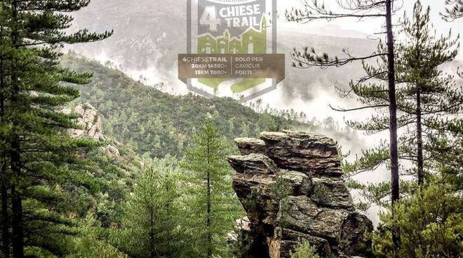 4Chiese Trail 2019