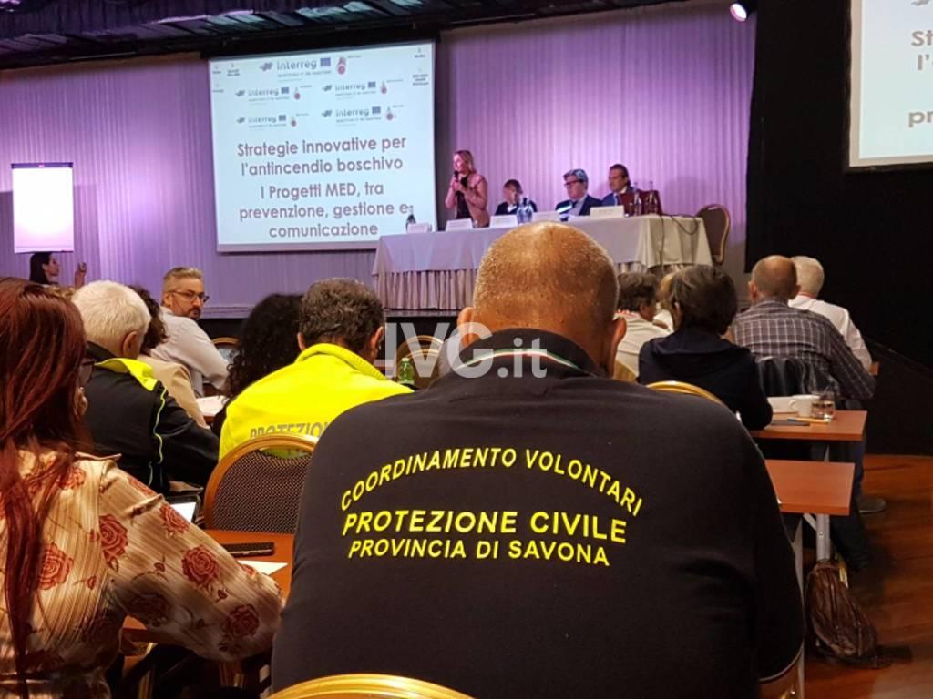 A Loano la presentazione dei progetti di antincendio boschivo