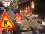 Alassio, cantieri aperti su più fronti: al via i lavori di passeggiata Baracca