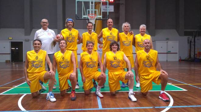 Alassio Cup Over 40